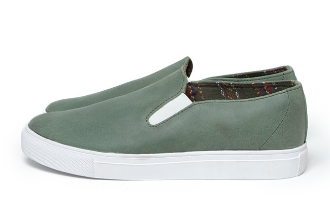 GENERIC SURPLUS 14aw GS-F0815_SURPLUS-SLIP_ARMY-GREEN