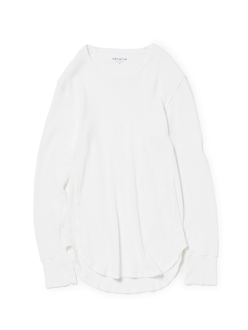 nonnative 14aw NN-C2606_WHITE