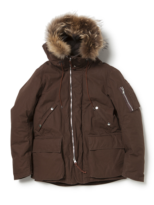 nonnative 14aw NN-JU2608_BROWN