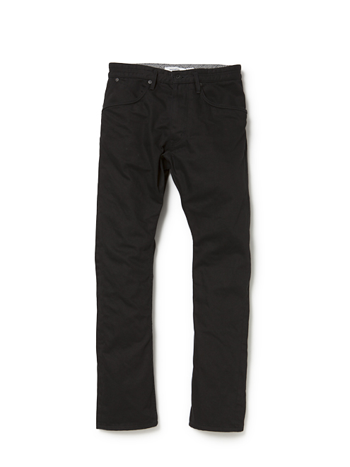 nonnative 14aw NN-P2609_BLACK