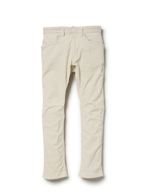 nonnative 14aw NN-P2618_WHITE