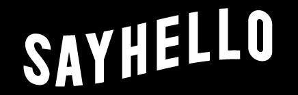 SAYHELLO