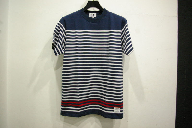 GOODENOUGH MARFORCOM BORDER S/S TEE