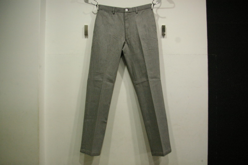 GOODENOUGH IVY CHINO TYPE DENIM PANTS