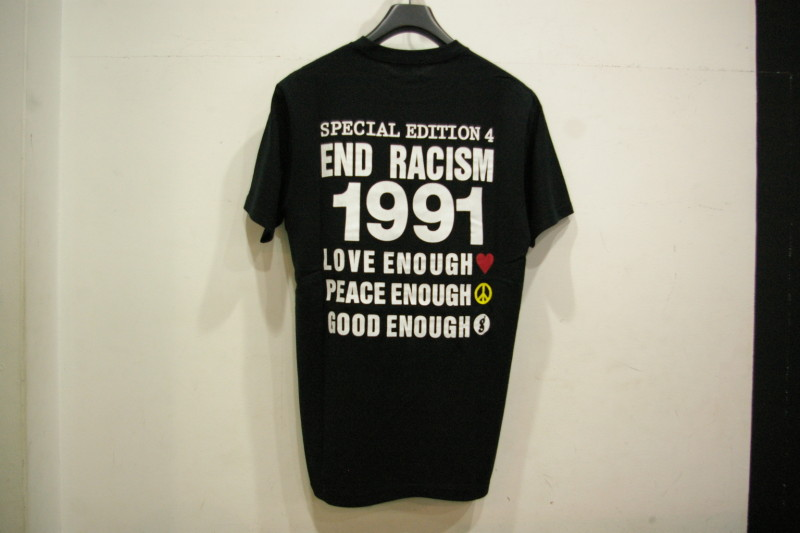 GOODENOUGH END RACISM TEE