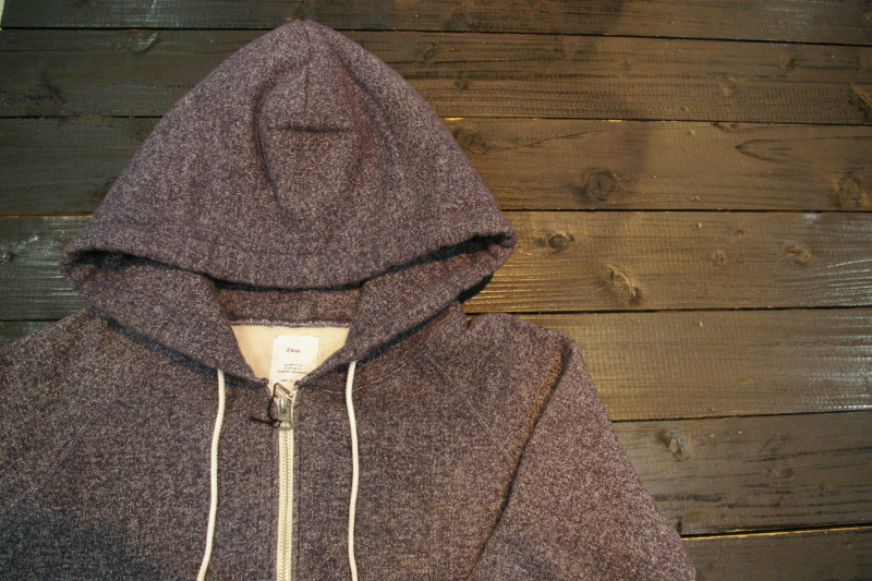 Name. ORIGINAL SWEAT ZIP PARKA