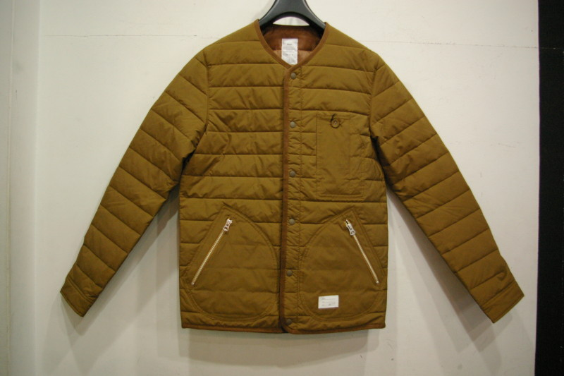Name. E/N QUILTING C-NECK JKT