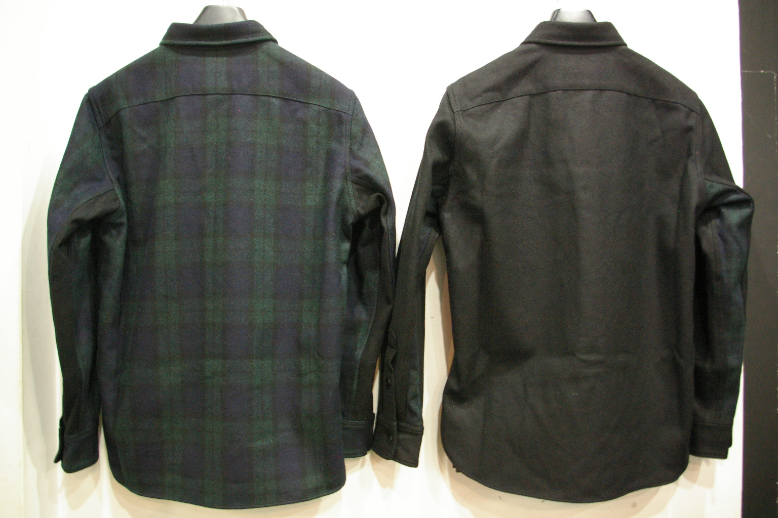 M.V.P. M.V.P. × NEIGHBORHOOD NHMV.WOOL/C-SHIRT.LS