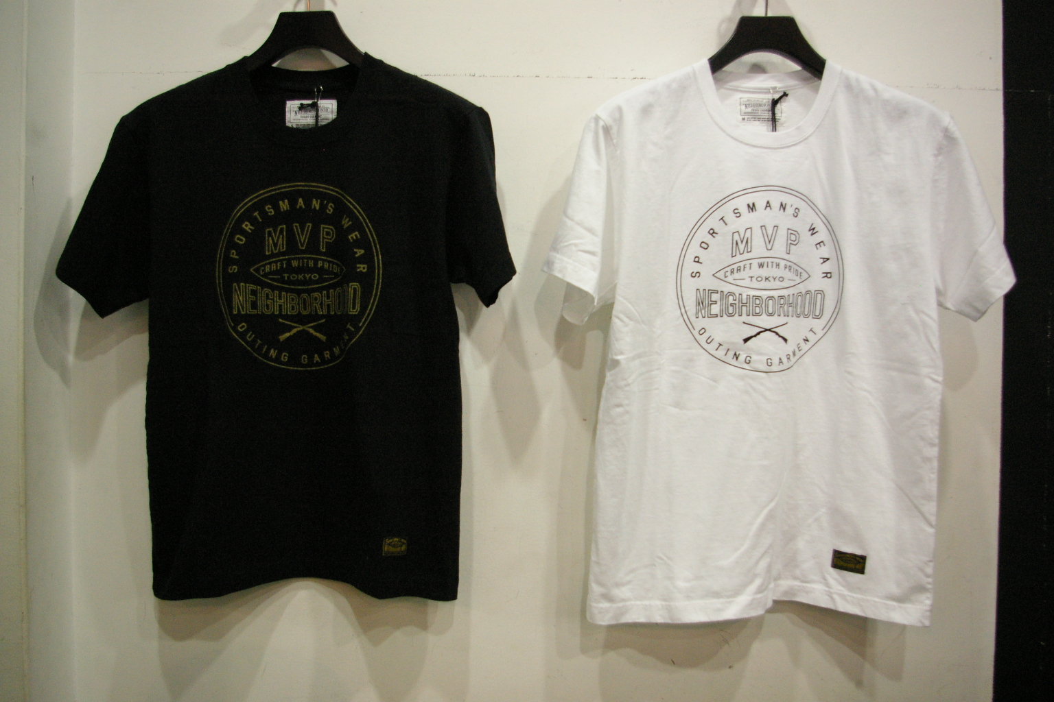 M.V.P. M.V.P. × NEIGHBORHOOD NHMV.2/C-TEE.SS