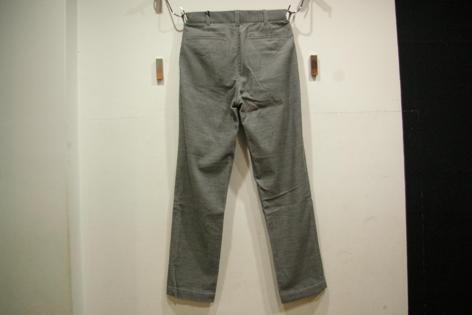 NEXUSVII WOOL CORDUROY PANTS