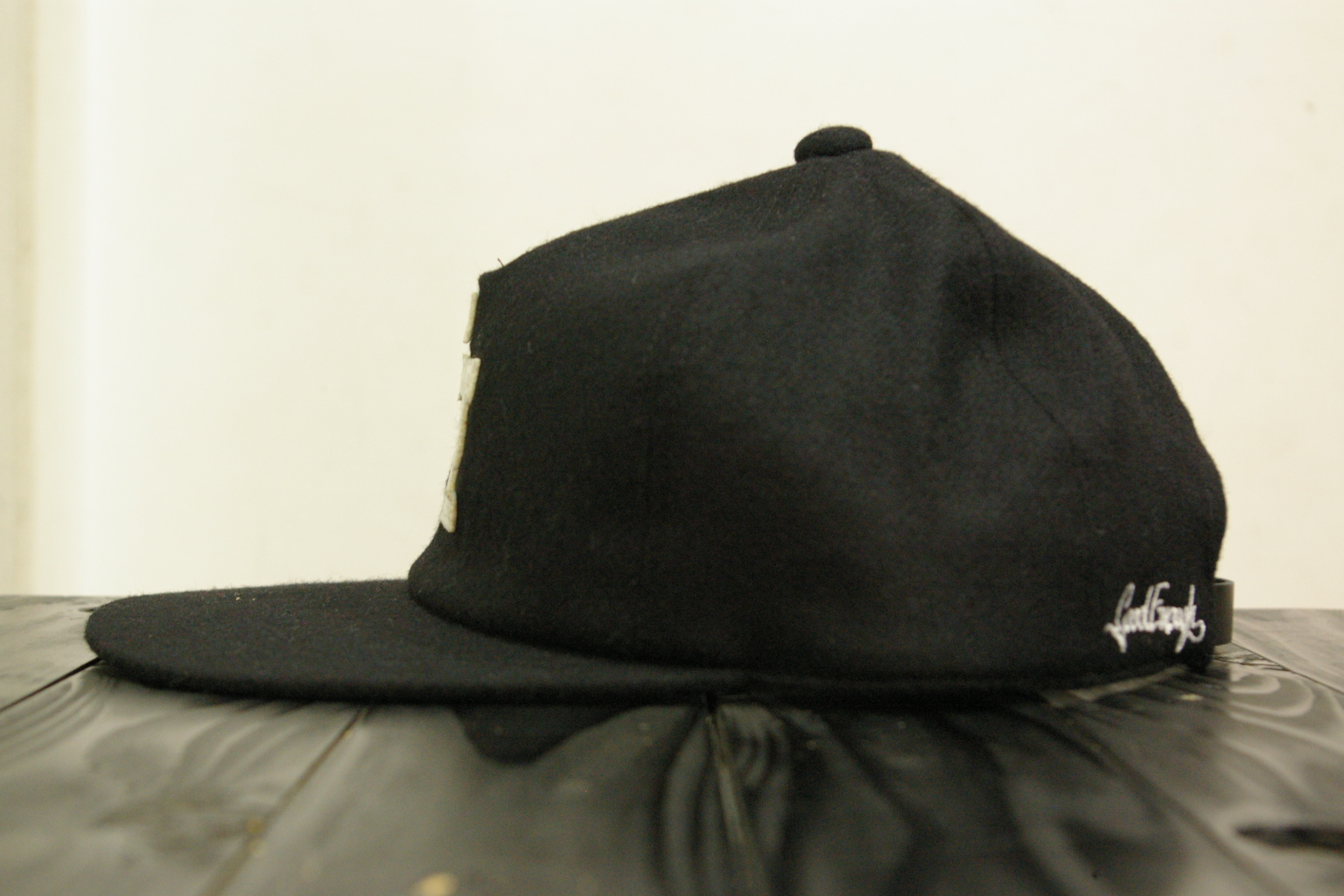 GOODENOUGH FELT WOOL B.B CAP