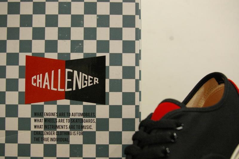 CHALLENGER ORIGINAL SNEAKERS