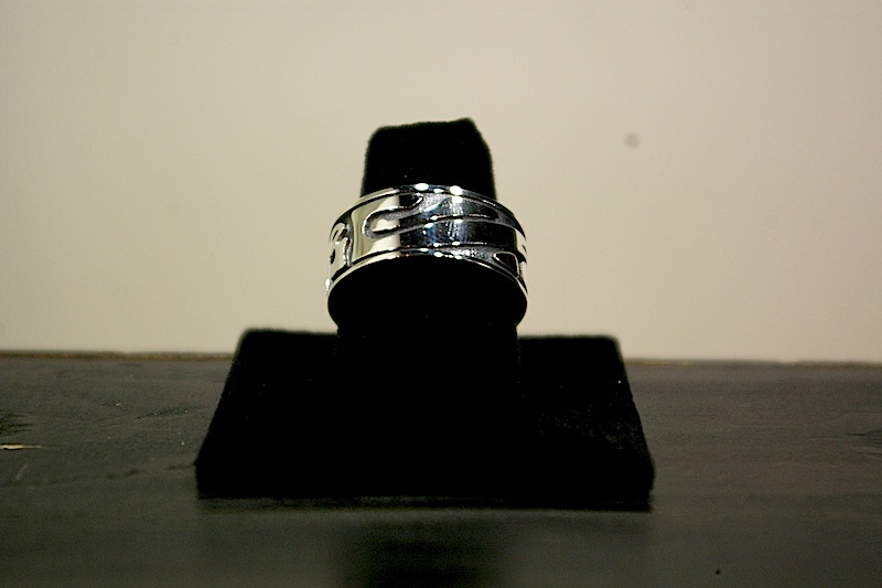 GOODENOUGH TRIBAL SILVER RING