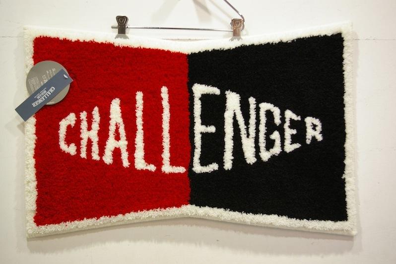 CHALLENGER G1950別注 FLOOR MAT