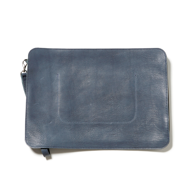 hobo OILED LEATHER CLUTCH BAG