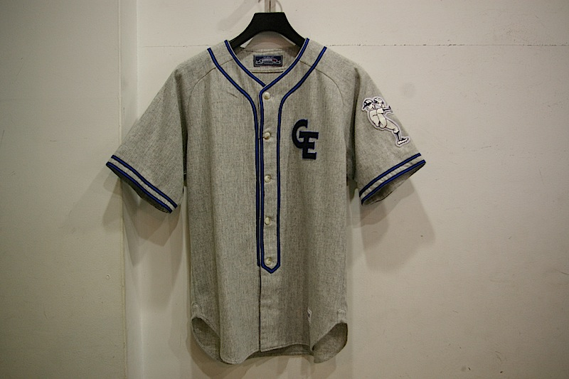GOODENOUGH IVY BASEBALL SHIRT