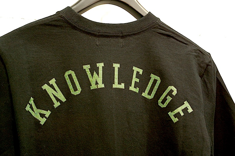 GOODENOUGH KNOWLEDGE TEE