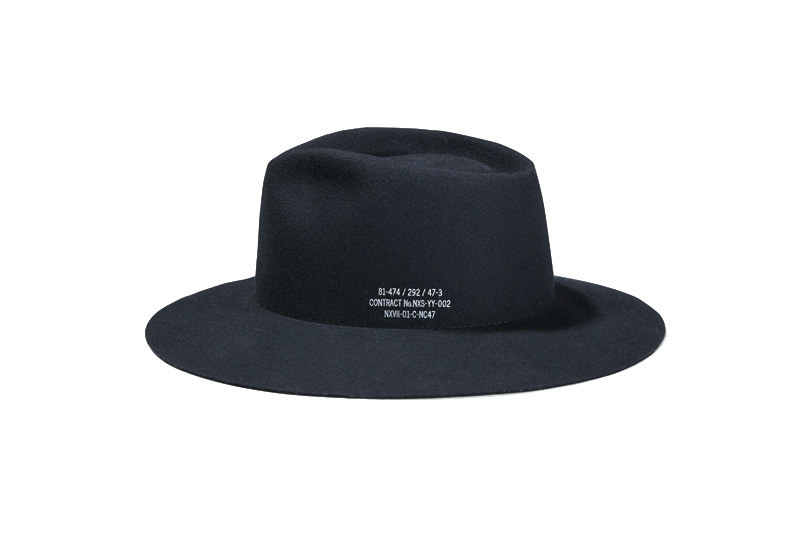 NEXUSVII WOOL HAT