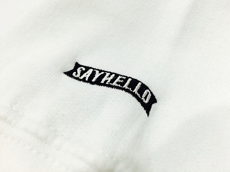SAYHELLO