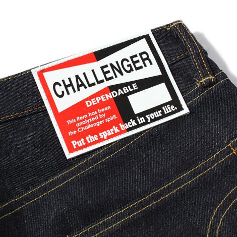 CHALLENGER NARROW DENIM PANTS