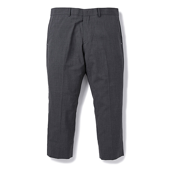 BEDWIN&THE HEARTBREAKERS 9/L WOOL PANTS JESSEE