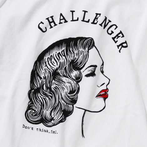 CHALLENGER LADY TEE