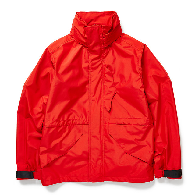 NEXUSVII WINDSTOPPER STAND COLLAR JKT