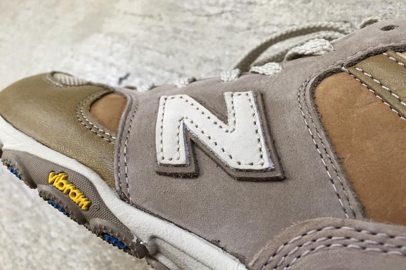 nonnative × NEW BALANCE MNL710 DUNE