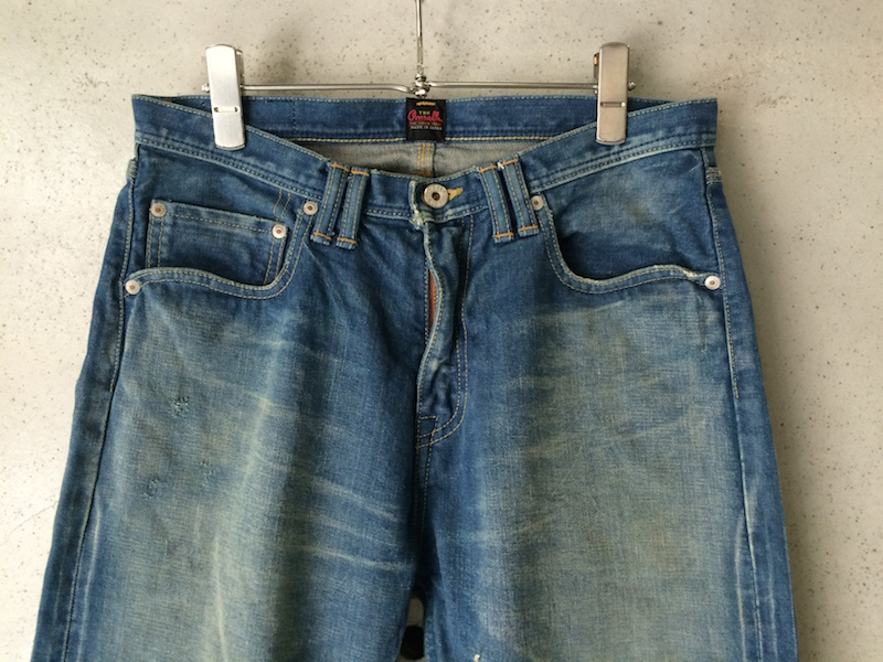 THE UNION TOUGH DENIM WASH SP