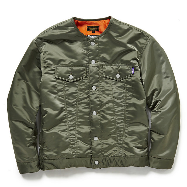 Balabushka NO COLLAR JACKET