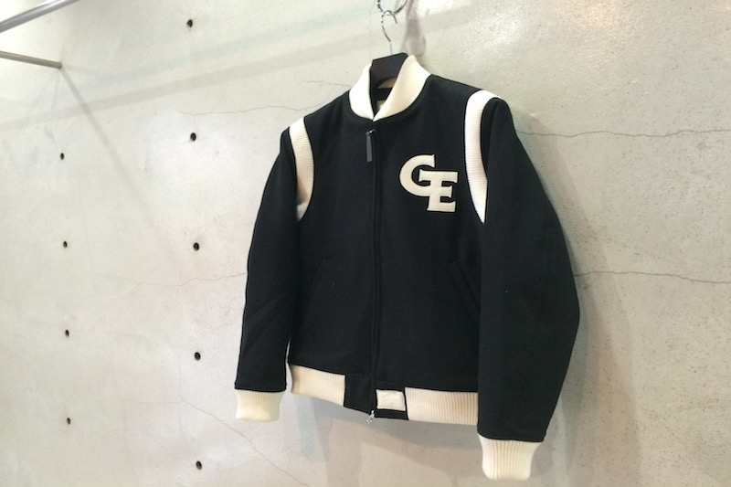 GOODENOUGH 3RD VARSITY JACKET
