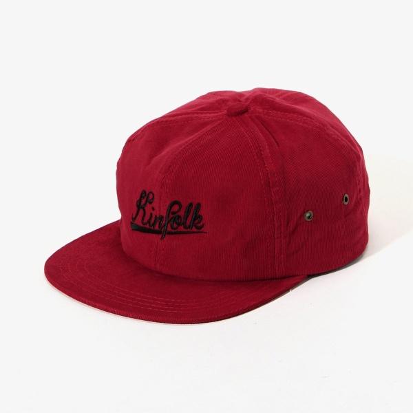 UTICA CORDUROY LONG BRIM HAT1