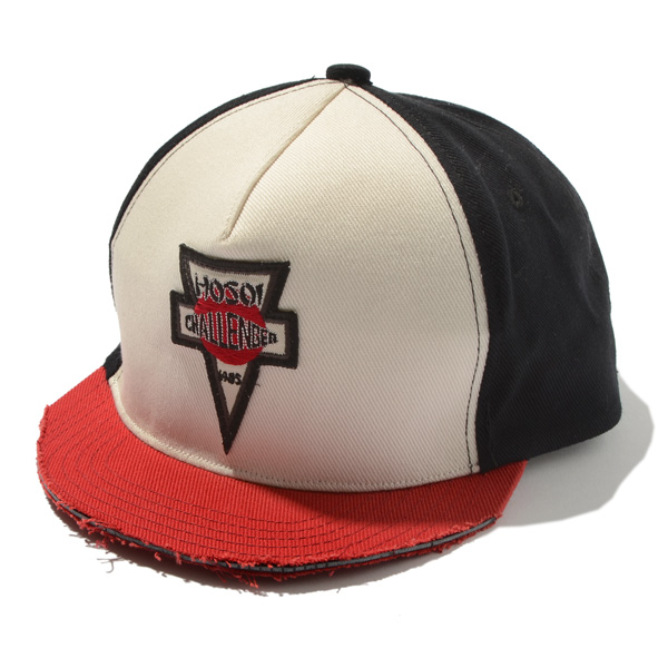 HOSOI_cap_red