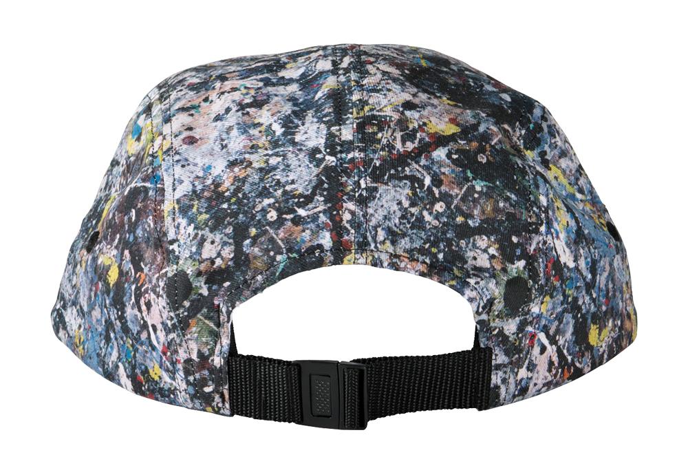 CAMP CAP JACKSON POLLOCK 2_02