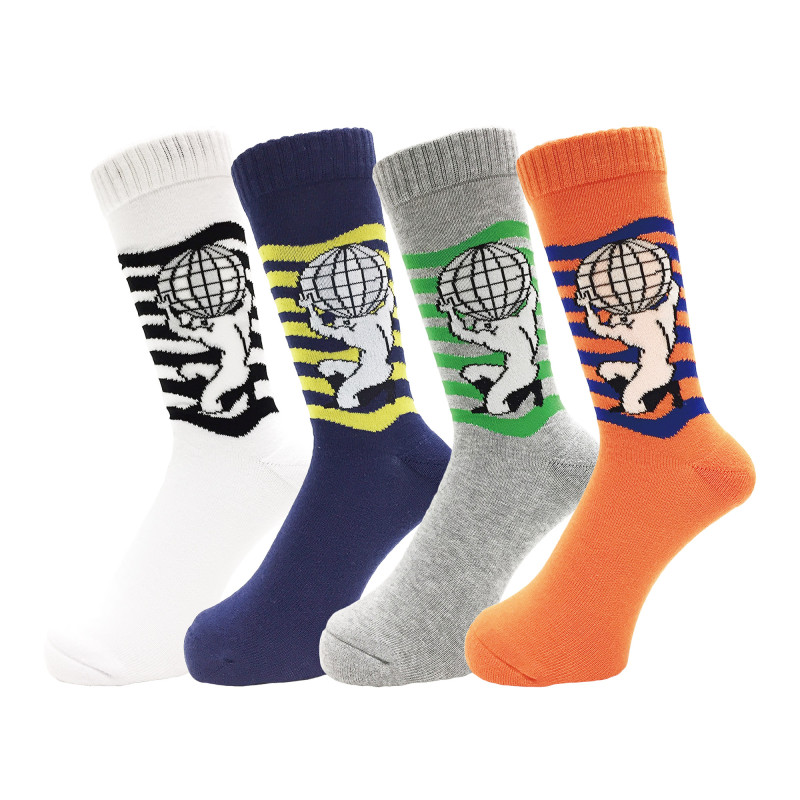 3.32-1 THINK WORLD SOCKS