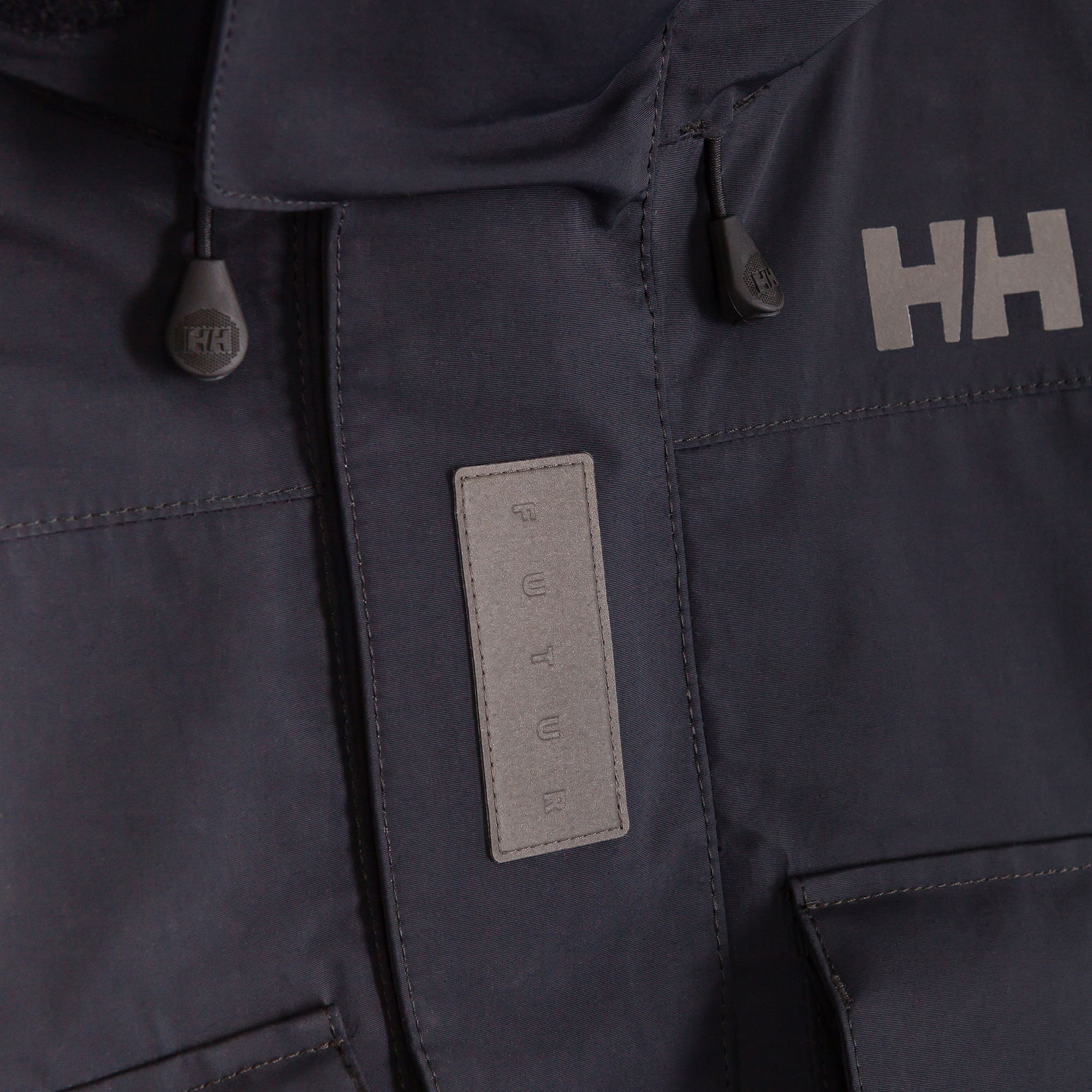 HELLY HANSEN X FUTUR - JACKET - DETAIL 1