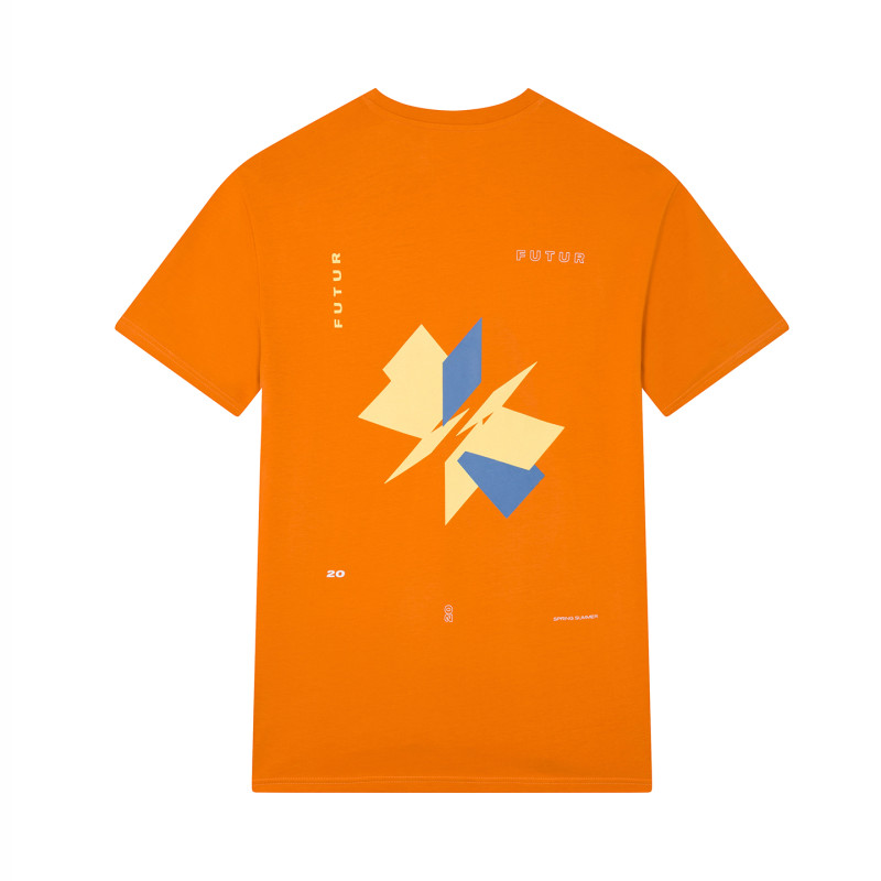 FUTUR_DR_HELIX_TEE_ORANGE_2_BACK