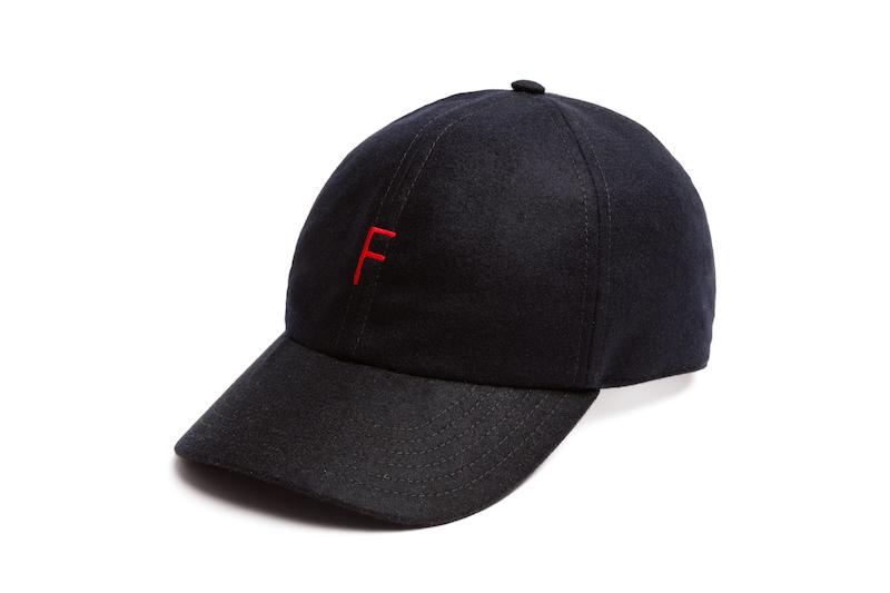 FUTUR_F CAP_NAVY_FRONT